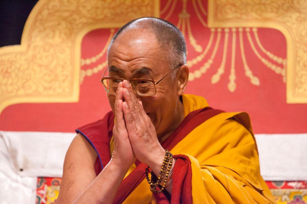"""Il Dalai Lama: """"Con l'Isis bisogna dialogare"""""""