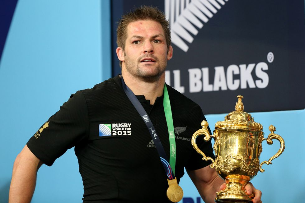 McCaw addio All Blacks