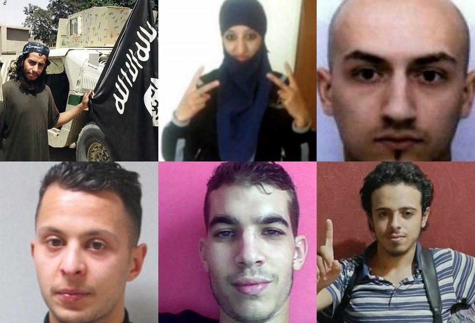 Attentati di Parigi: chi sono tutti i terroristi coinvolti