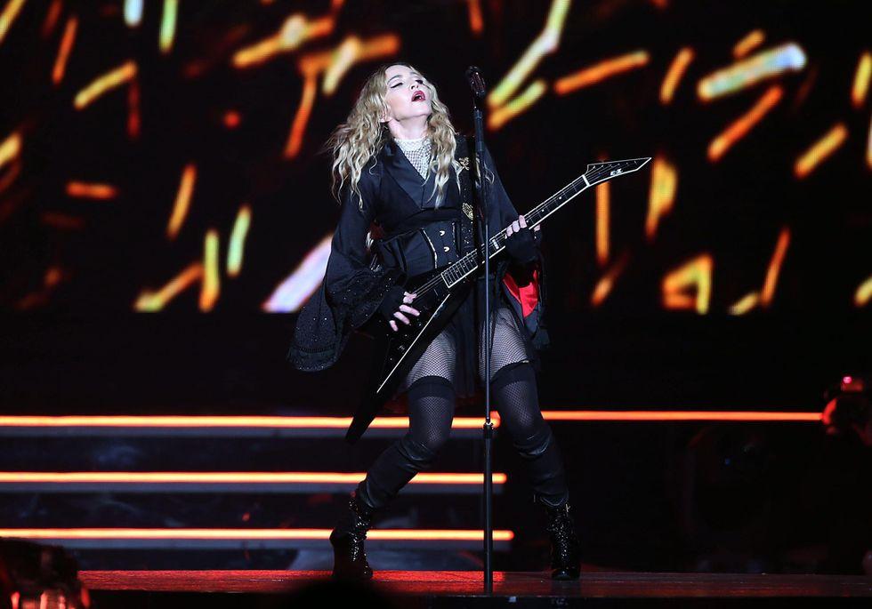 Madonna Rebel Heart Tour: la recensione