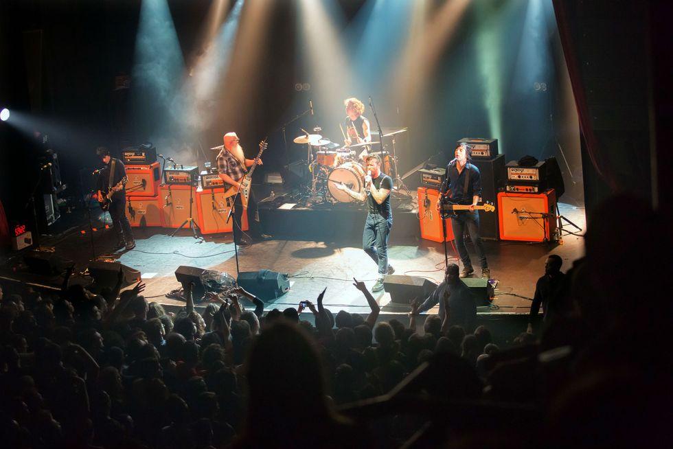 "Eagles of Death Metal: ""Al Bataclan una strage nei camerini"""