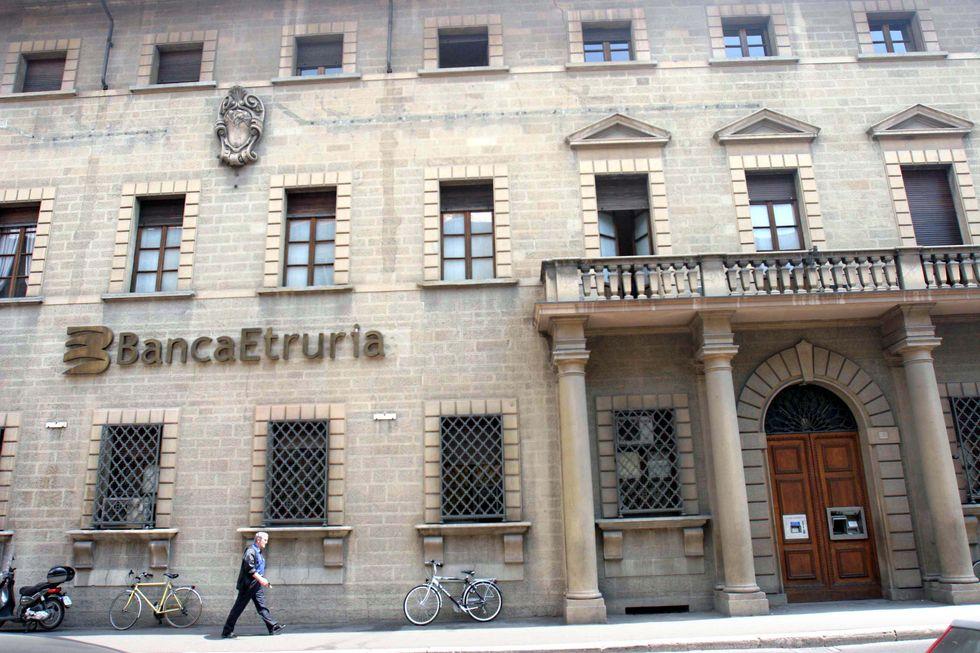 Banca Etruria, dichiarato lo stato di insolvenza