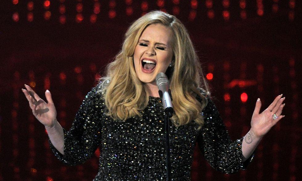 Adele rompe il tabù della depressione post parto