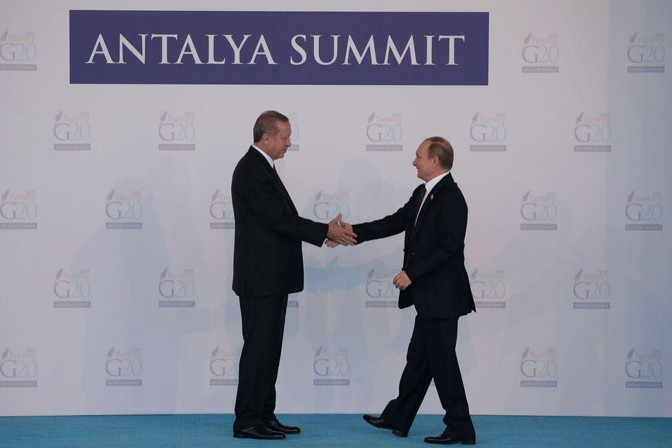 Le sanzioni della Russia e le mosse distensive della Turchia