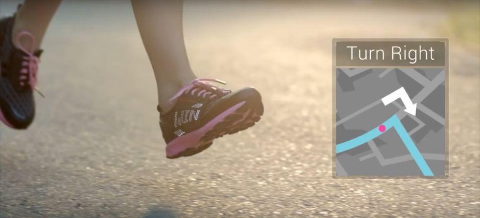 Smart-shoes, ecco cosa ci metteremo ai piedi