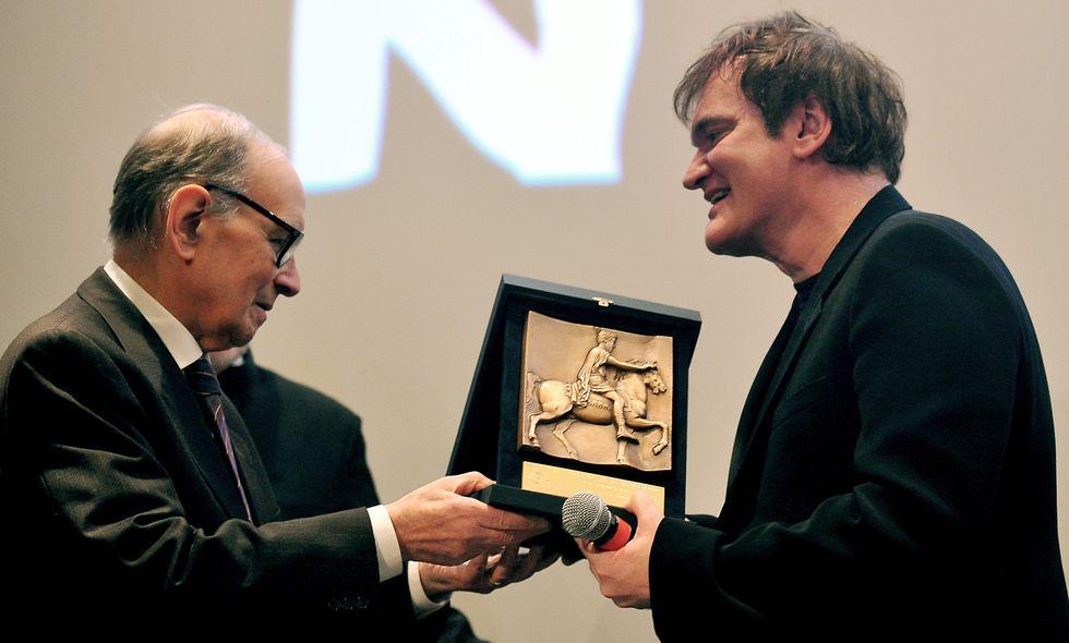 Tarantino Morricone