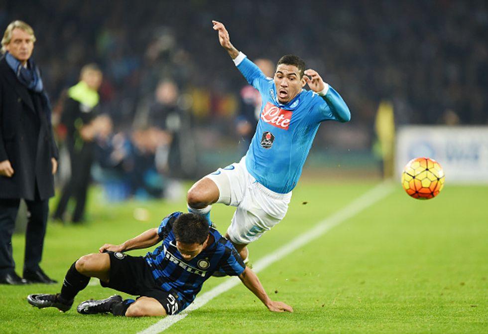 14a giornata - Furia Inter a Napoli, ma Orsato non sbaglia (troppo)