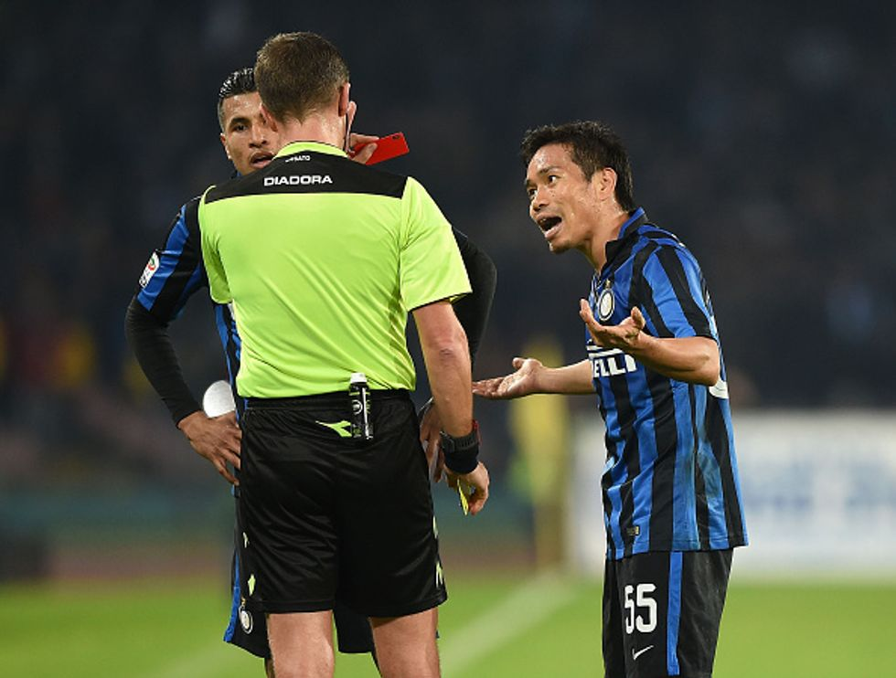 Mancini e arbitri, torna il gelo: ecco il dossier sull'Inter