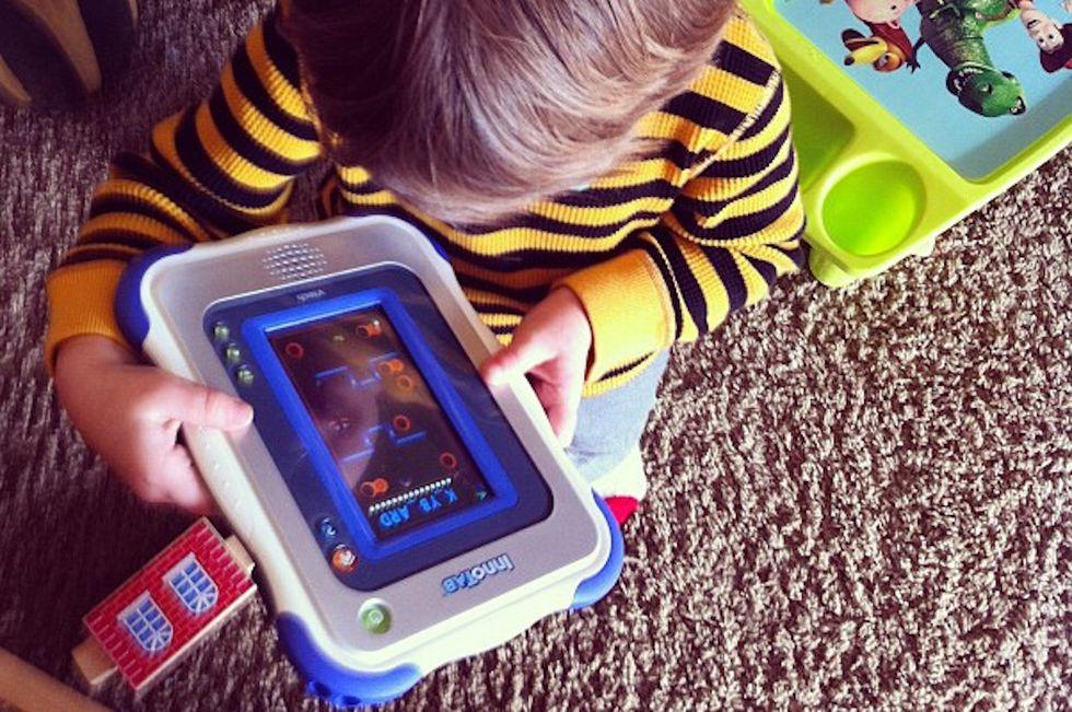 vtech hacker bambini