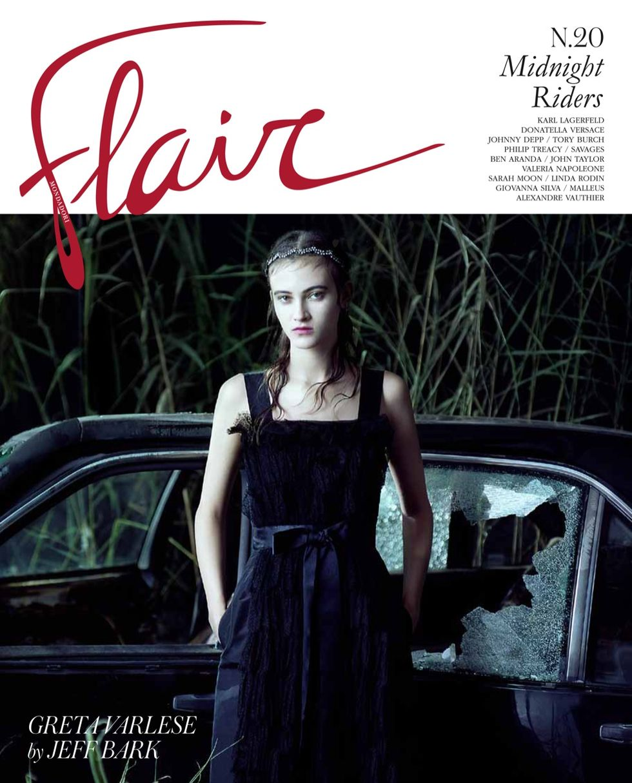 Greta Varlese by Jeff Bark
