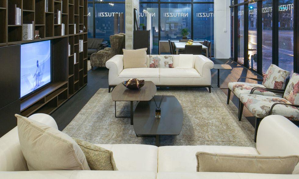 Natuzzi porta a Miami la sua Open Art (e apre un flagship store)