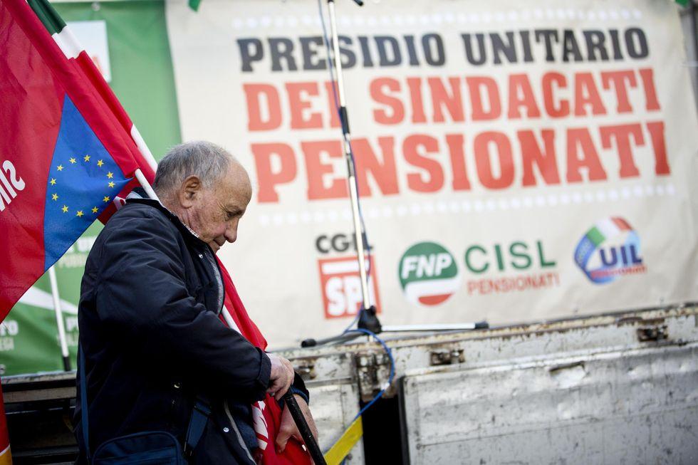 Pensioni: tutti i numeri di quelle italiane