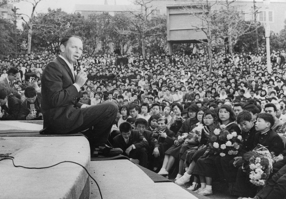 Frank Sinatra nasceva 100 anni fa: i 15 brani indimenticabili