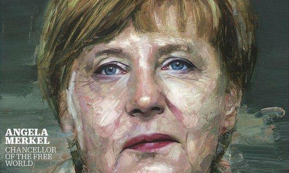Time, Angela Merkel il personaggio dell'anno 2015