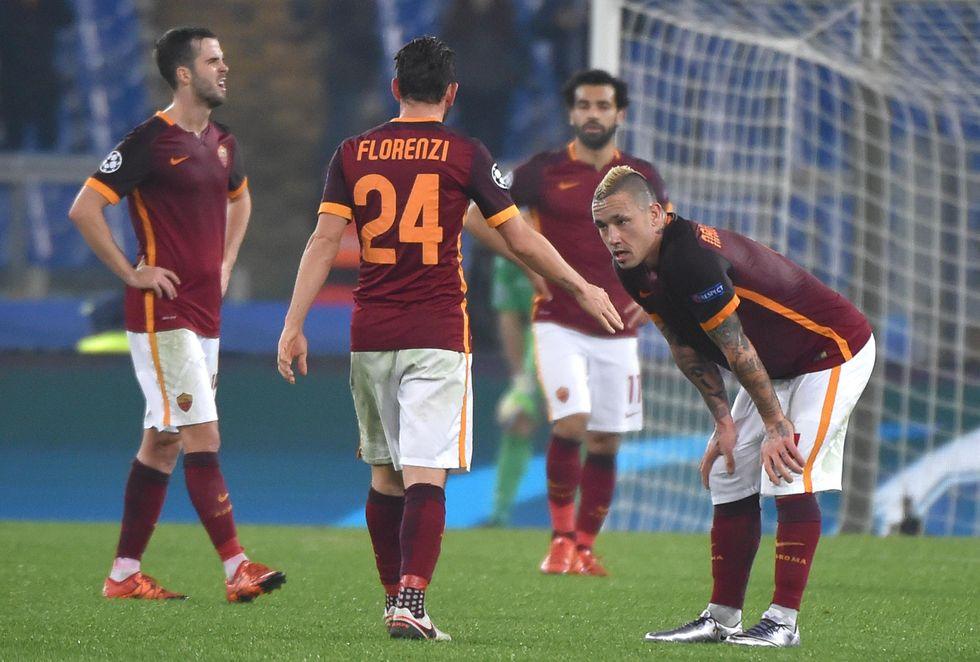 Roma, qualificazione e fischi: avanti in Champions