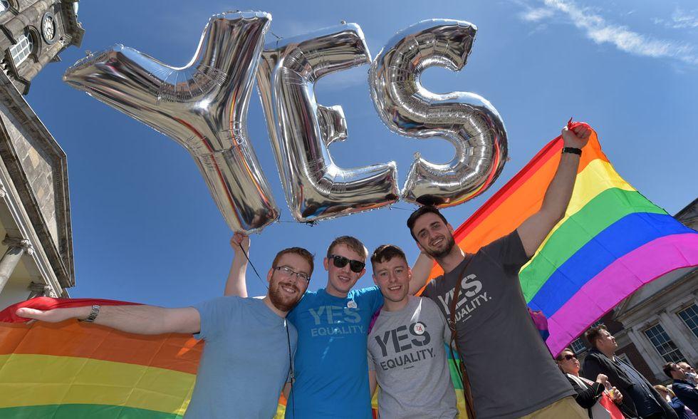 Referendum sui matrimoni gay in Irlanda
