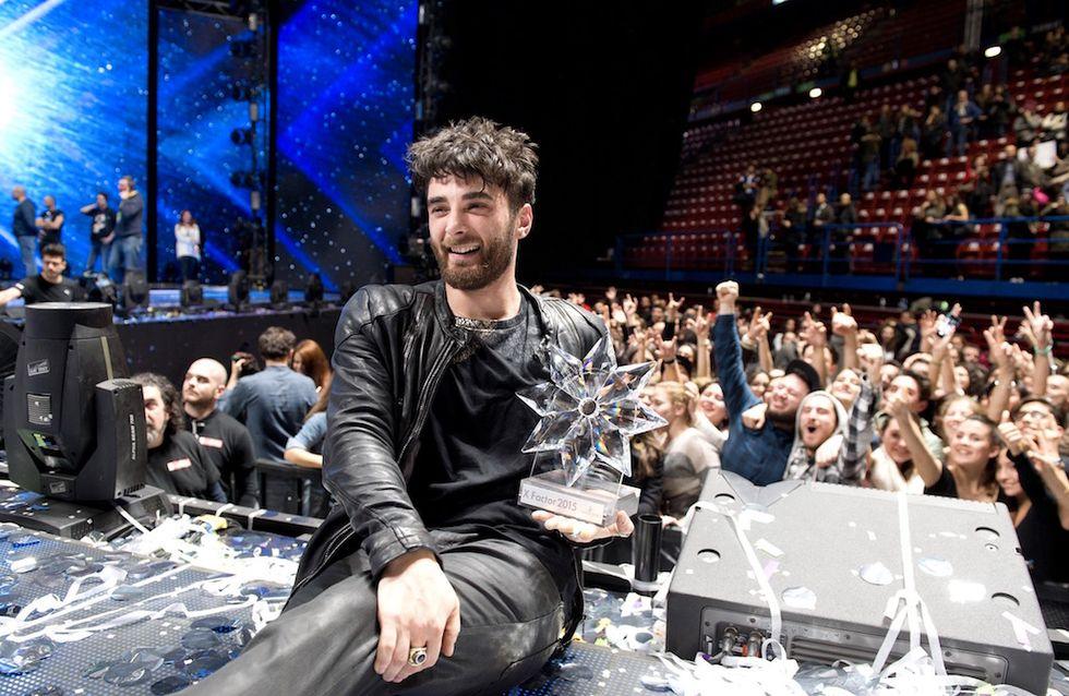 Giosada X Factor 9