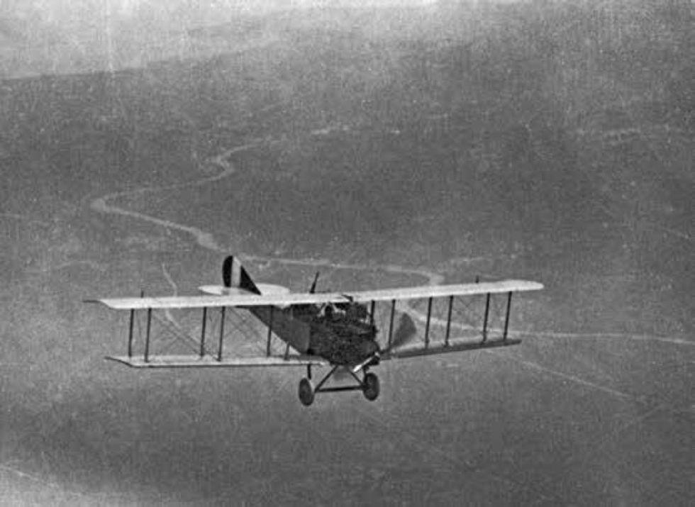 aviazione grande guerra