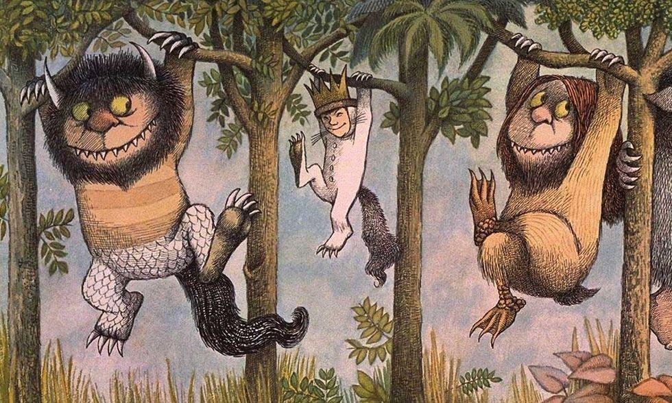 nel-paese-dei-mostri-selvaggi-sendak-babalibri