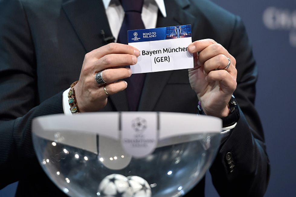 Bayern Monaco e Real Madrid: ecco le avversarie di Juve e Roma