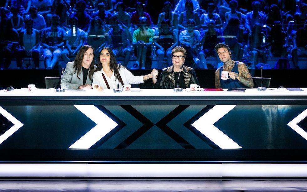 X Factor 2017 giudici