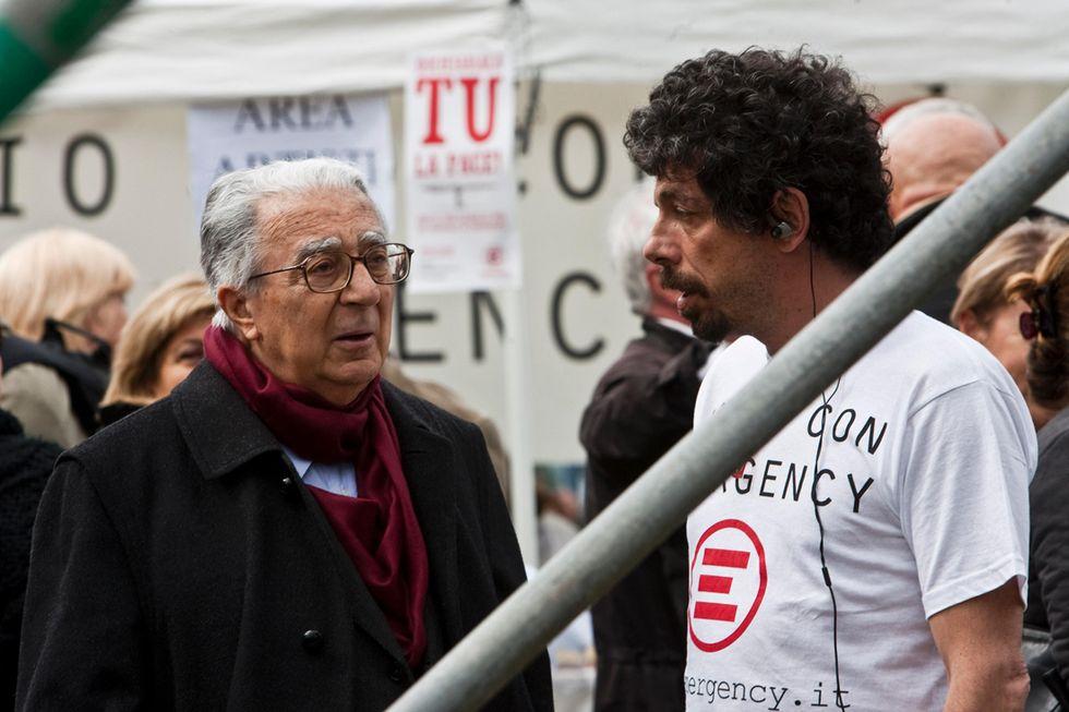 Armando Cossutta, l'ultimo comunista