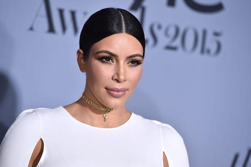 """Kim Kardashian: """"Basta figli, è troppo rischioso"""""""