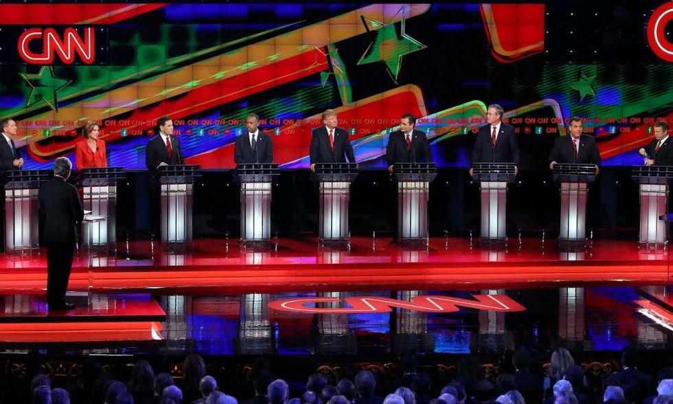 Usa: terrorismo e Trump al centro del dibattito dei repubblicani
