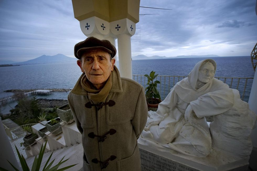 The new world's oldest living man is Italian