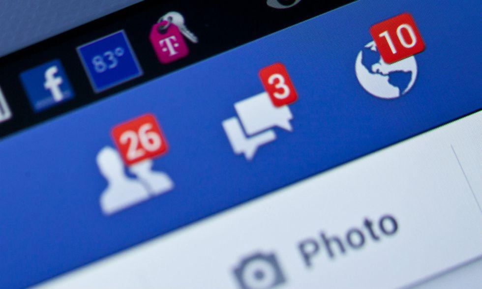 Facebook-notifiche