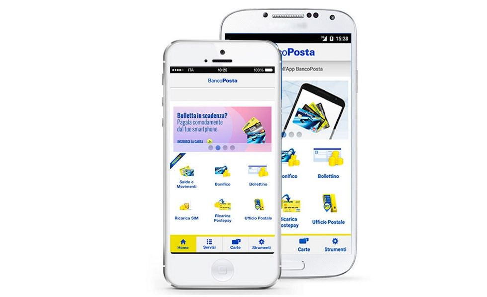 ufficio postale ios iphone android