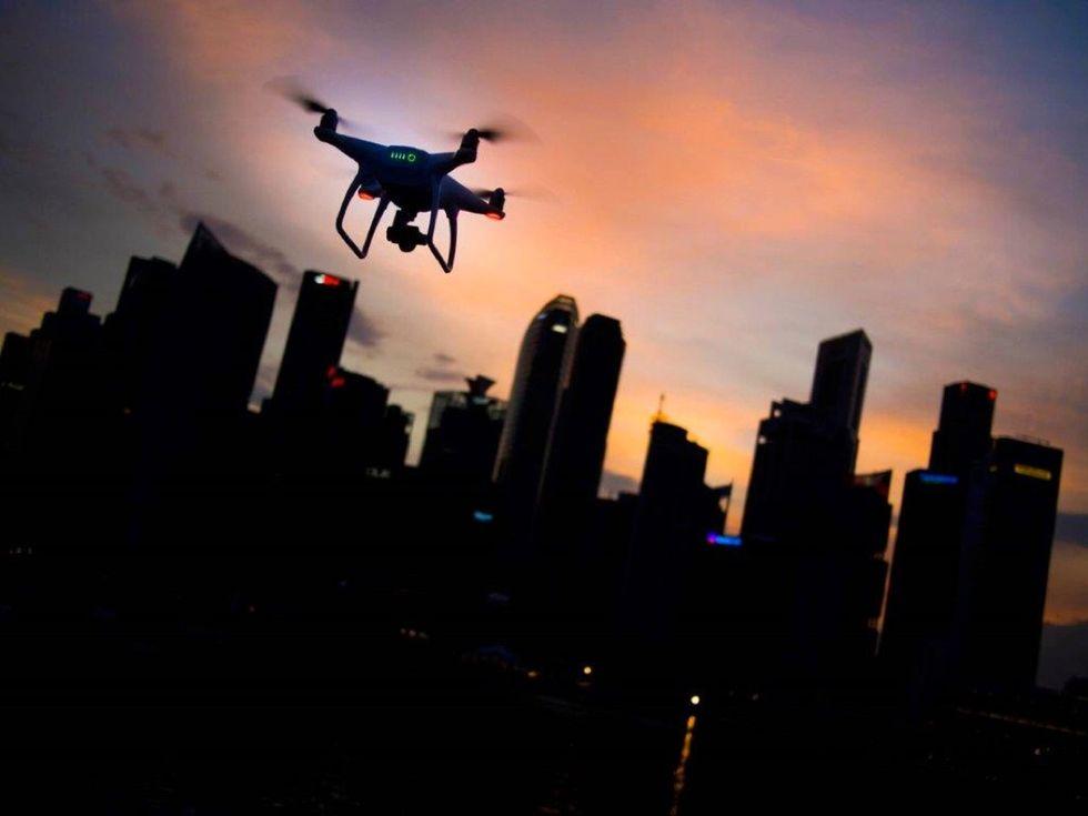 DroneGuardy: la startup di sicurezza privata con i droni parla italiano