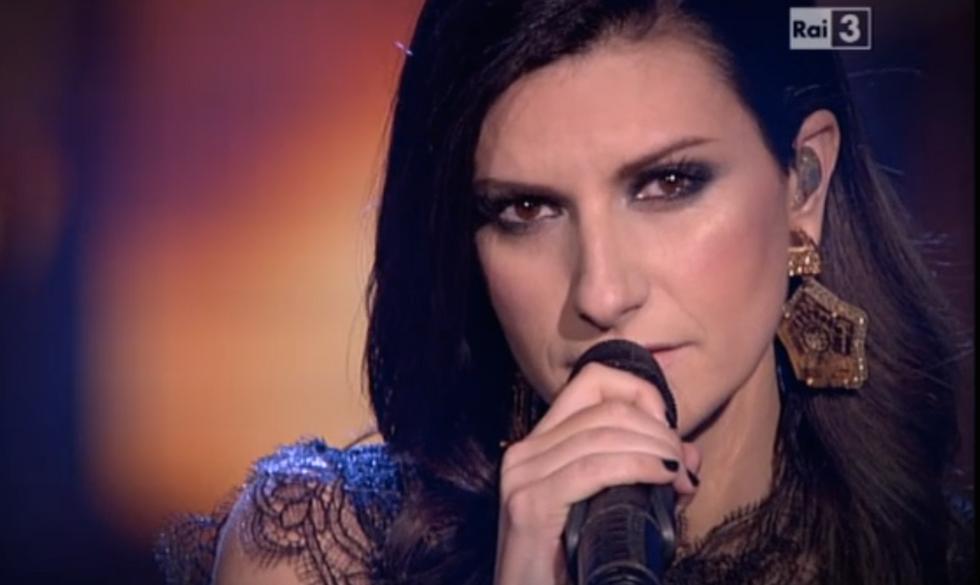 """Laura Pausini a """"Che Tempo Che Fa"""" su Rai Tre"""