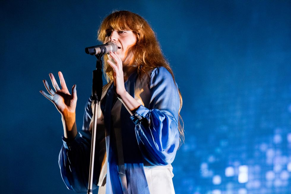 Florence and The Machine, How Big Tour: scaletta e recensione