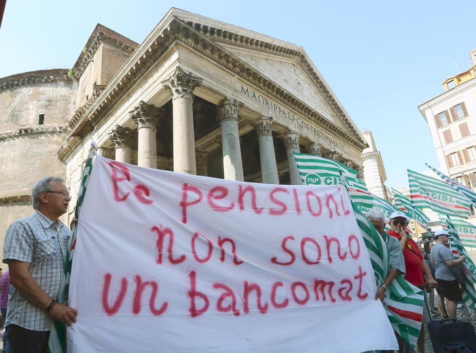 Pensioni, chi guadagna con la no tax area più alta