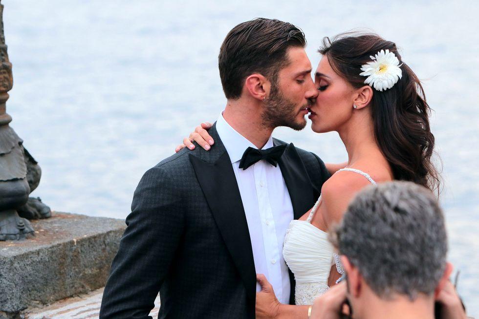 La fotostoria dell'amore (finito) tra Belén e Stefano Di Martino