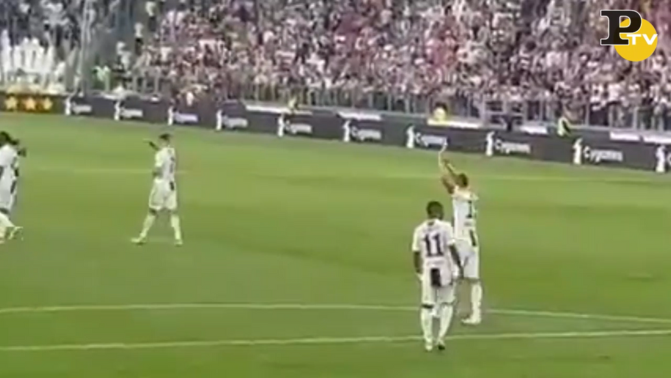 Bonucci si scusa con i tifosi della Juventus video