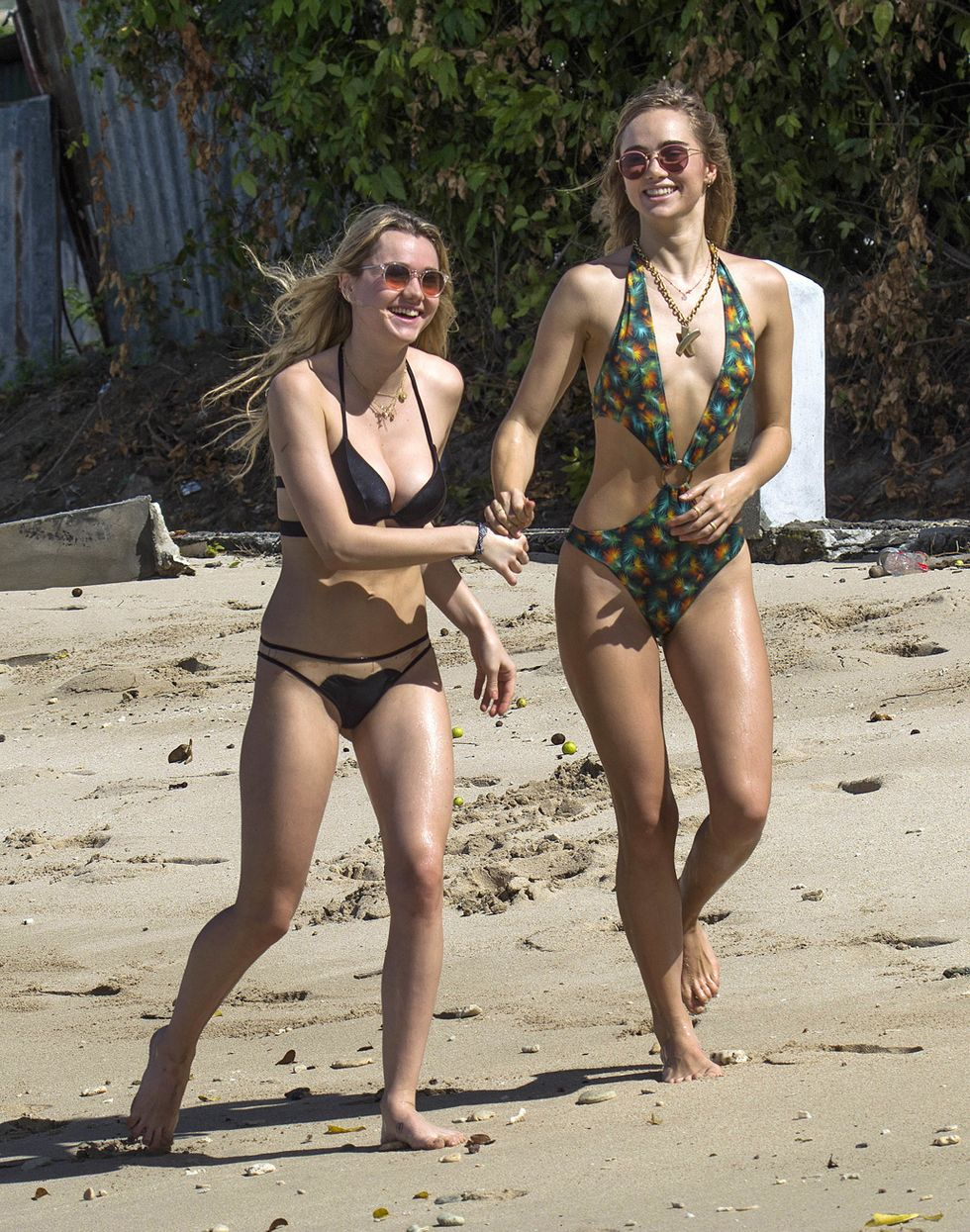 Suki Immy Waterhouse bikini barbados
