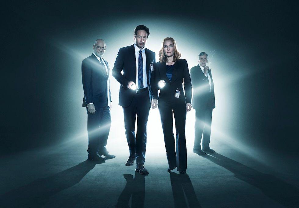 Serie tv: X-Files e gli altri ritorni del 2016
