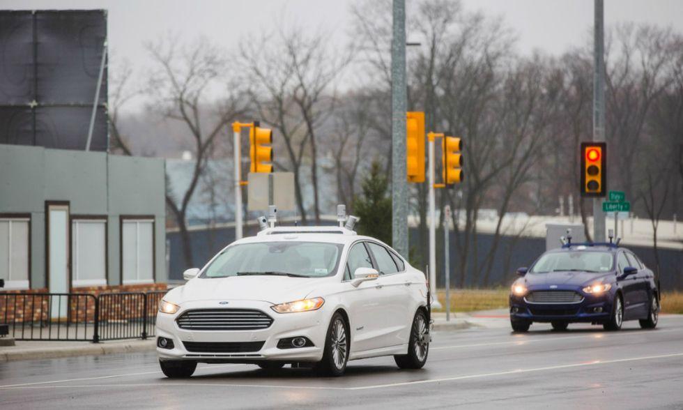 Ford-Auto-Autonoma
