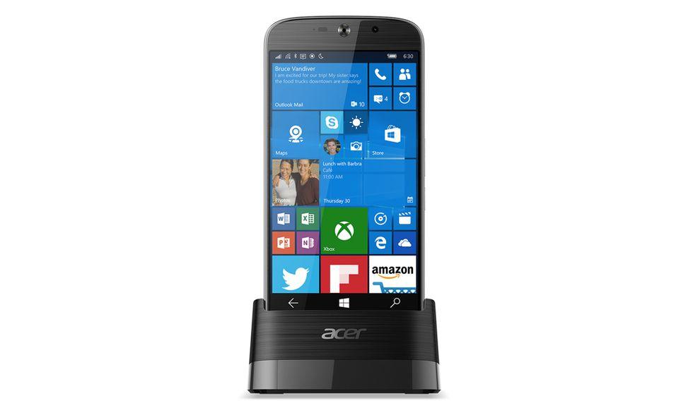 Liquid Jade Primo: la risposta di Acer al Lumia 950