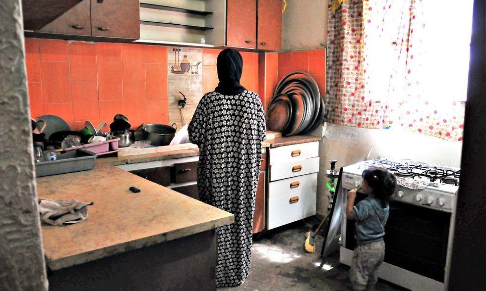 profughi siriani giordania