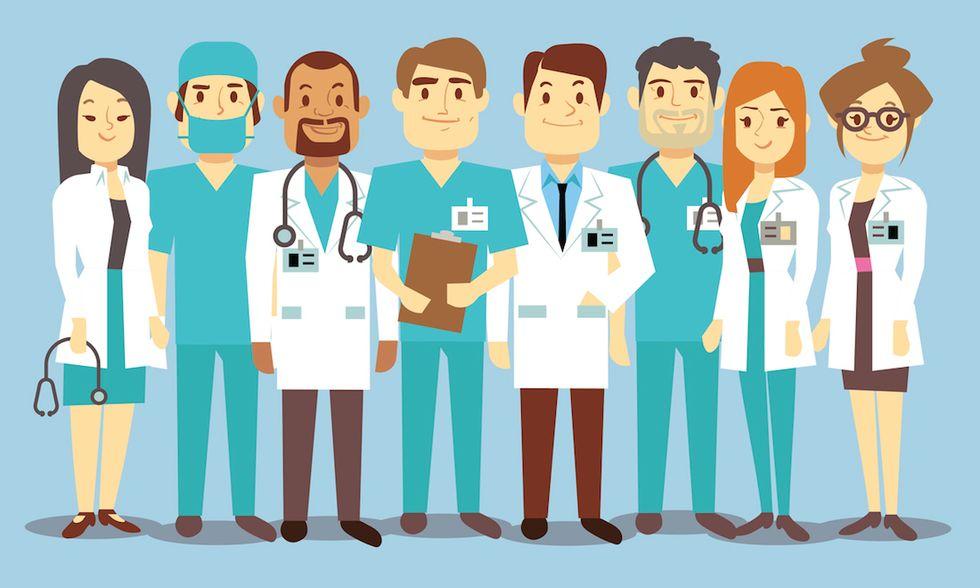 medici paramedici medicina ospedali