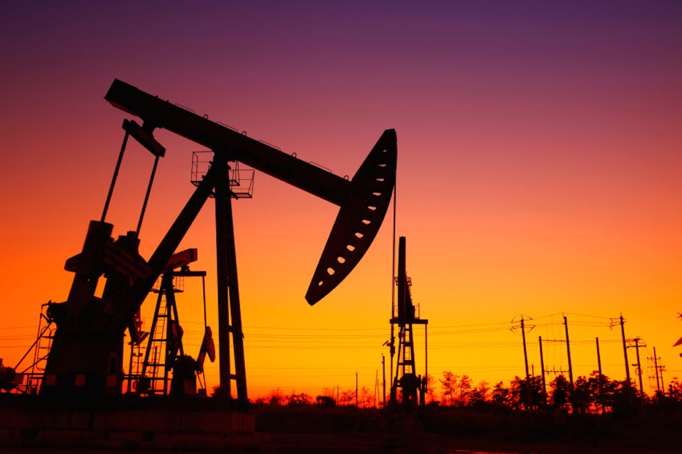 petrolio trivella