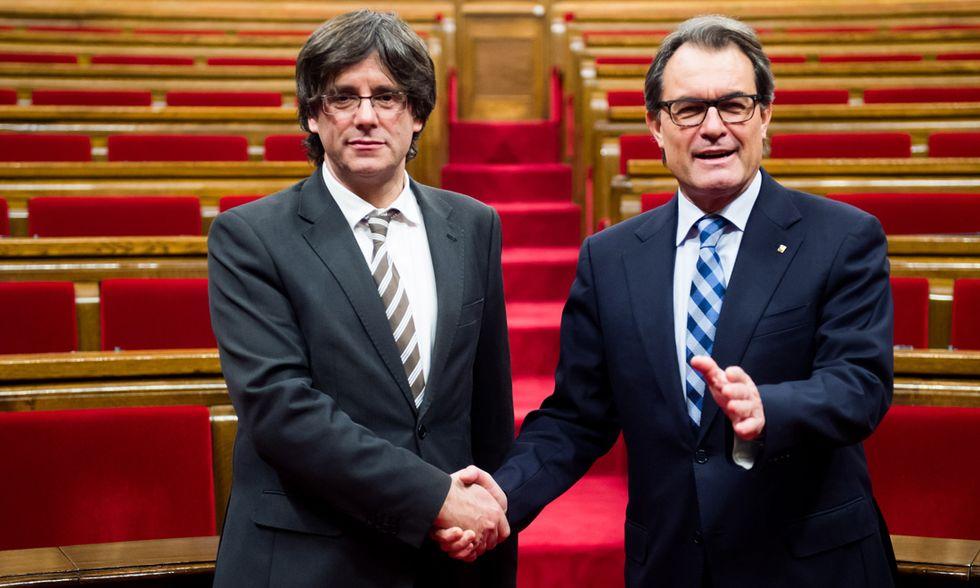 Chi è Puigdemont, il nuovo presidente catalano