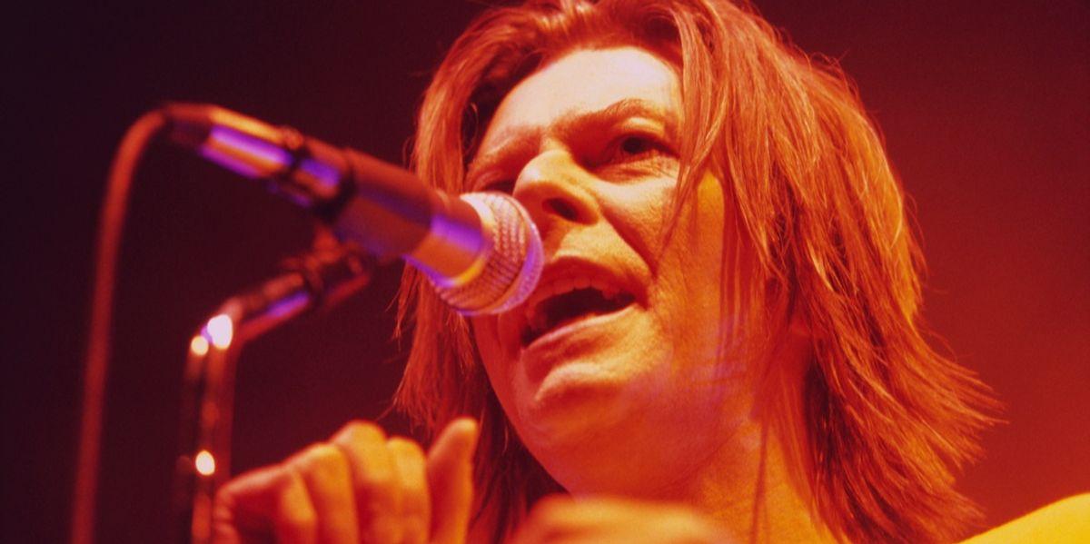 David Bowie cinque anni senza