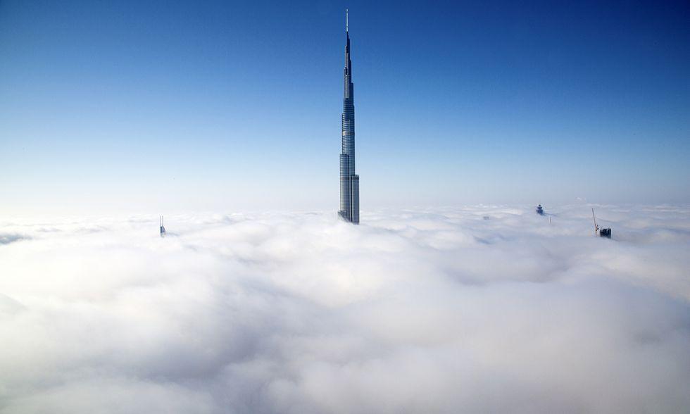 Grattacieli di Dubai