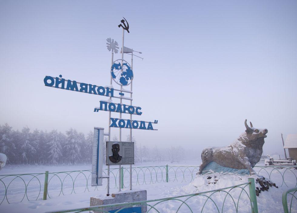 Oymyakon, come si vive nel villaggio più freddo al mondo