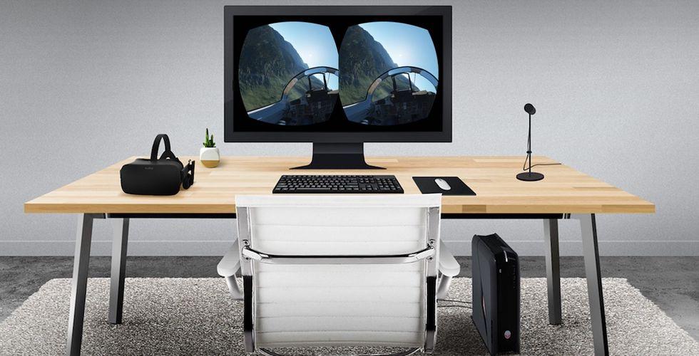 oculus rift computer