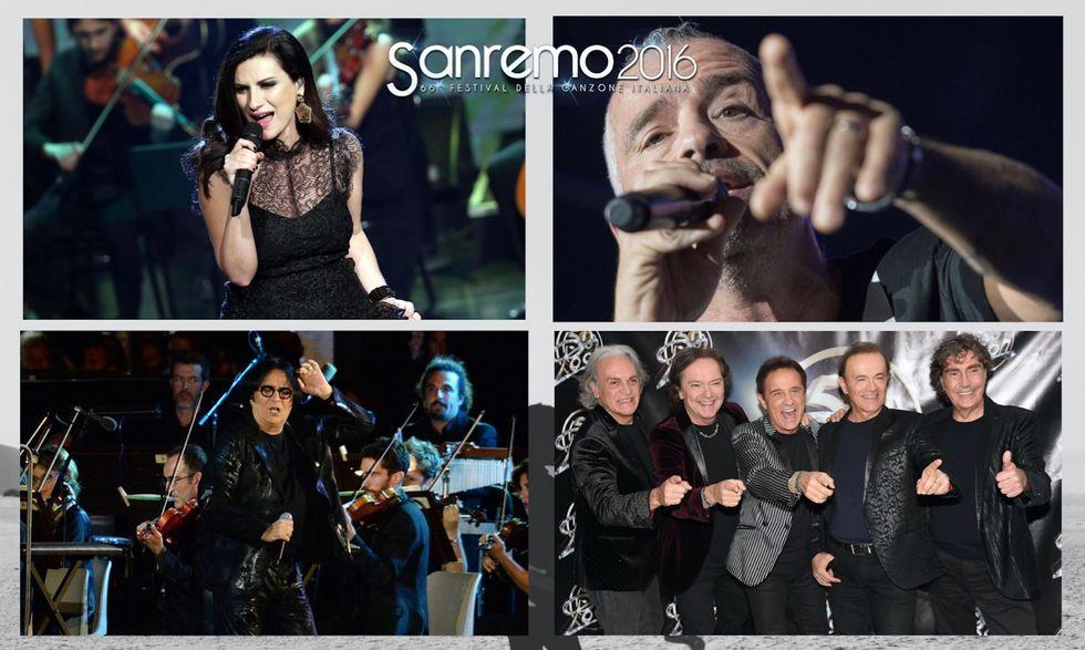 Sanremo 2016: gli ospiti musicali, tutte le novità